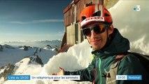 Mont-Blanc : un téléphérique vers les sommets