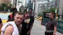 Conor McGregor Says He's Close on a UFC Fight with Khabib Nurmagomedov | TMZ Sports