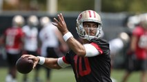 Are expectations too high for Jimmy Garoppolo?