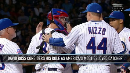 David Ross Details How He Gained National Attention