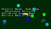 Favorit Book  Auditing   Assurance Services Unlimited acces Best Sellers Rank : #2