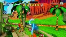 LEGO Dimensions Sonic the Hedgehog Free Roam Gameplay (Sonic Adventure World)
