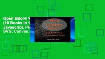 Open EBook Web Coding Bible (18 Books in 1 - HTML, CSS, Javascript, PHP, SQL, XML, SVG, Canvas,