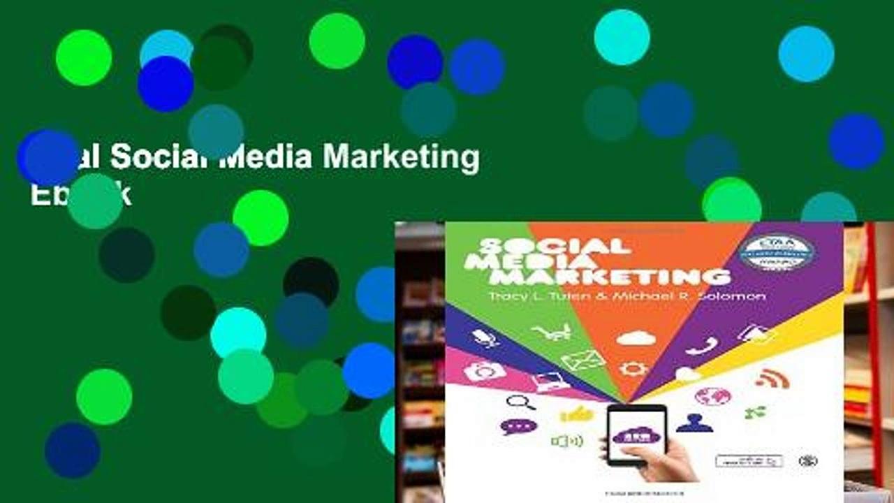 Trial Social Media Marketing Ebook