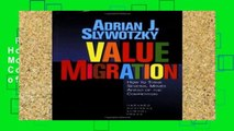 Popular  Value Migration: How to Think Several Moves Ahead of the Competition (Management of