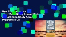New Trial Peterson s Short-Term Study Abroad (Peterson s Short-Term Study Abroad Programs) Full