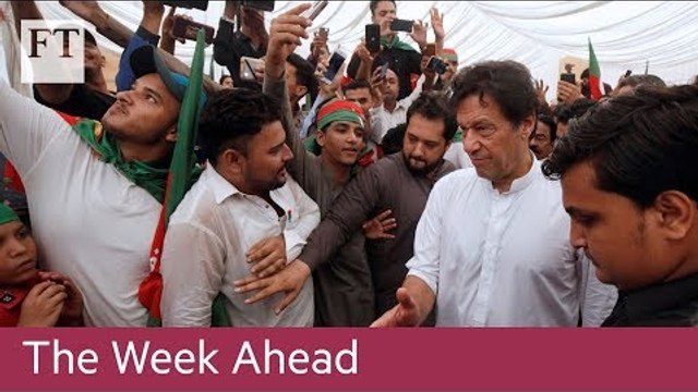 Pakistan election, US tech results, Ryanair strike threat