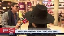 Once nuevos artistas se sumaron al Boulevard de la Música