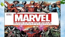 New Releases Marvel Encyclopedia: The Definitive Guide to the Characters of the Marvel Universe