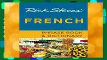 About For Books  Rick Steves  French Phrase Book   Dictionary (Rick Steves  Phrase Books) Complete