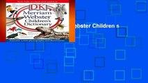 New Releases Merriam-Webster Children s Dictionary Complete