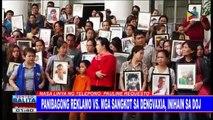 #SentroBalita: Panibagong reklamo vs mga sangkot sa Dengvaxia, inihain sa DOJ