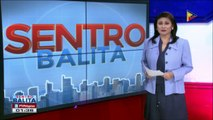 #SentroBalita: Bersyon ng Palasyo sa pagbuo ng DDR, isinumite na sa Kongreso