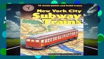 Best ebook  New York City Subway Trains: New York Transit Museum  For Full