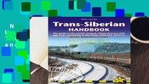 New Releases Trans-Siberian Handbook: Trans-Siberian, Trans-Mongolian, Trans-Manchurian and