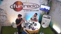 Tomorrowland 2018 : Cedric Gervais en interview avec la Fun Radio Family