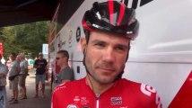 Maxime Monfort (Lotto-Soudal) : la dernière étape du Tour de Wallonie
