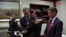 EPN se reúne con ex primer ministro del Reino Unido David Cameron