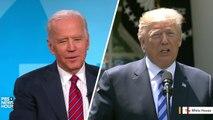 Poll Shows Biden Beating Trump In Hypothetical 2020 Race