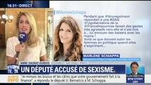 Marlène Schiappa accuse un député de sexisme
