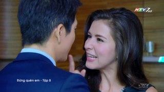 Phim Dung Quen Em Tap 8 Long Tieng HTV Phim Thai Lan