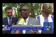 RTB/La question de la circulation illicite des armes au centre d'un atelier qui se tient à Ouagadougou