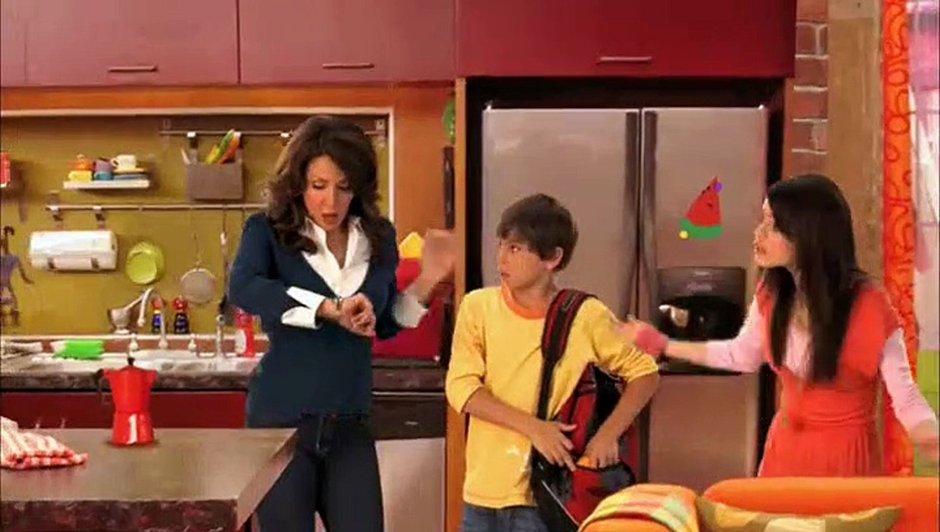 Wizards of Waverly Place S03 E12 - Dude Looks Like Shakira