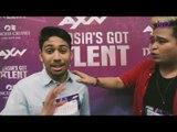 Khalif Asia's Got Talent Audition!