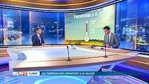 """Chaleur: La Louvière active la phase d'alerte de son """"plan canicule"""""""