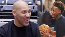 LaVar Ball CALLS OUT LeBron James Jr With BOLD Plan