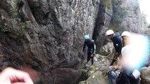Des amis de lycée niçois dans une session de canyoning quelques heures avant le drame en Corse