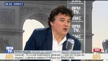"""Canicule: """"Nous serons dans une sursaturation"""" aux urgences, estime Patrick Pelloux"""