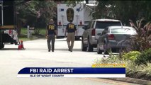 Virginia Man Arrested on Bomb Making Charges After FBI Raid