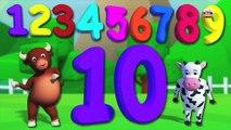 Numéros de morceau | numéros pour les enfants | Jardin denfants | Numbers 1 to 30 | Songs For Kids