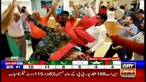 Overseas PTI supporters celebrate victory in elections 2018Watch More Videos |   Watch ARY NEWS LIVE |  #NikloPakistanKiKhatir #ARYNews #GE2018
