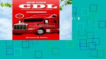 New Releases New York Commercial Drivers License Permit Test: 108 Test questions and Answers for