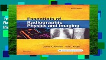 New Releases Essentials of Radiographic Physics and Imaging, 2e  For Full