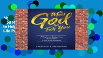 About For Books  The Man God Has For You: 7 traits to Help You Determine Your Life Partner  For