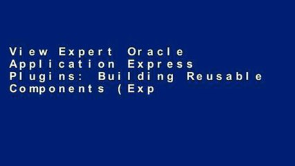Oracle Application Express Resource   Learn About, Share and