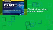 About For Books  Cracking The Gre Psychology Subject Test, 8Th Edition (Princeton Review: Cracking
