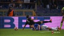 Highlights: UC Sampdoria vs AC Milan, Serie A 2016/2017