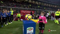 Atalanta batte Milan 2-0