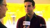 """Kaká a Milan TV: """"Il Milan è sempre nel cuore"""""""