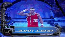 Brock Lesnar & John Cena Vs Kurt Angle & The Undertaker PART 1 (44th Cena Match) - SMACKDOWN 2003