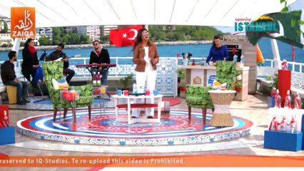 Sunrise From Istanbul - Mehwish Hayat - Morning Show
