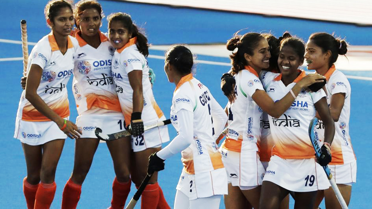 Women's Hockey World Cup: India Enters Quarter Final by defeating Italy  | वनइंडिया हिंदी