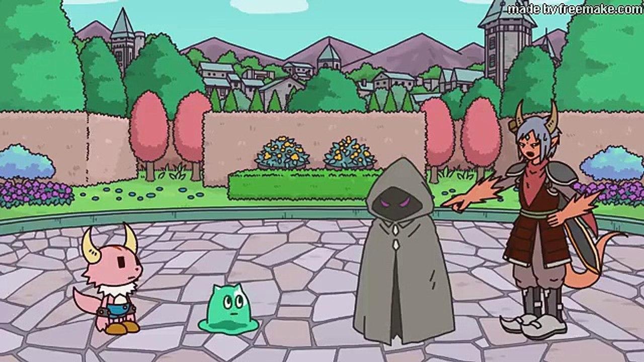 ポンコツクエスト 魔王と派遣の魔物たち 第五十二章 謎 Video