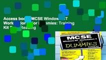 Access books MCSE Windows NT Workstation 4 For Dummies: Training Kit P-DF Reading