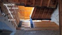 QUERCY - Roquecor - Grande Maison au village avec 4 chambres et toit terrasse