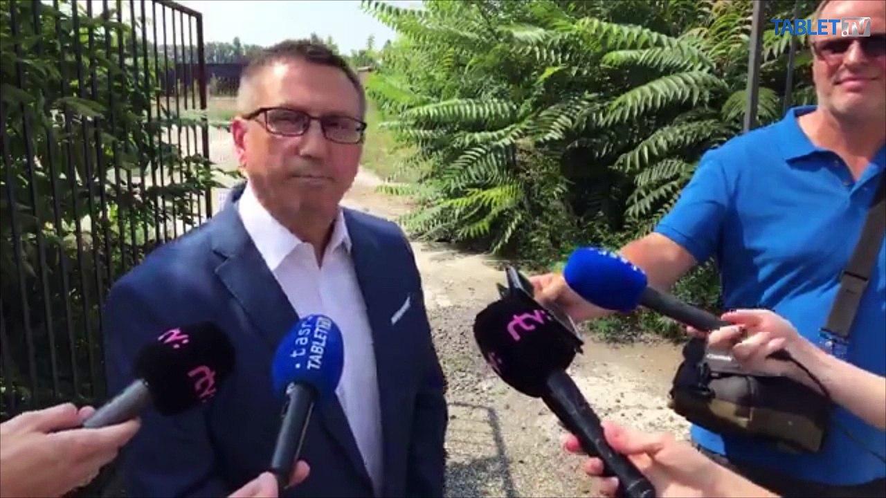 ZÁZNAM: Brífing starostu mestskej časti Bratislava - Ružinov Dušana Pekára